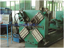 Hot Coilling Machine