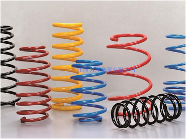 Automotive Suspension Spring